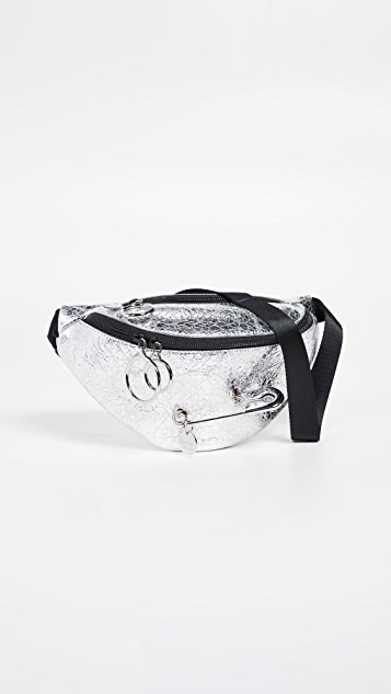 See by Chloe Mindy Belt Bag - Silver