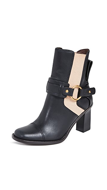 See by Chloe Alexis Harness Boots