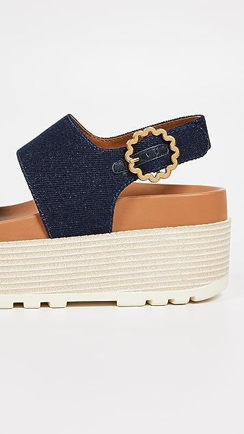 1092e1f94ff ... See by Chloe Jenna Platform Sandals ...