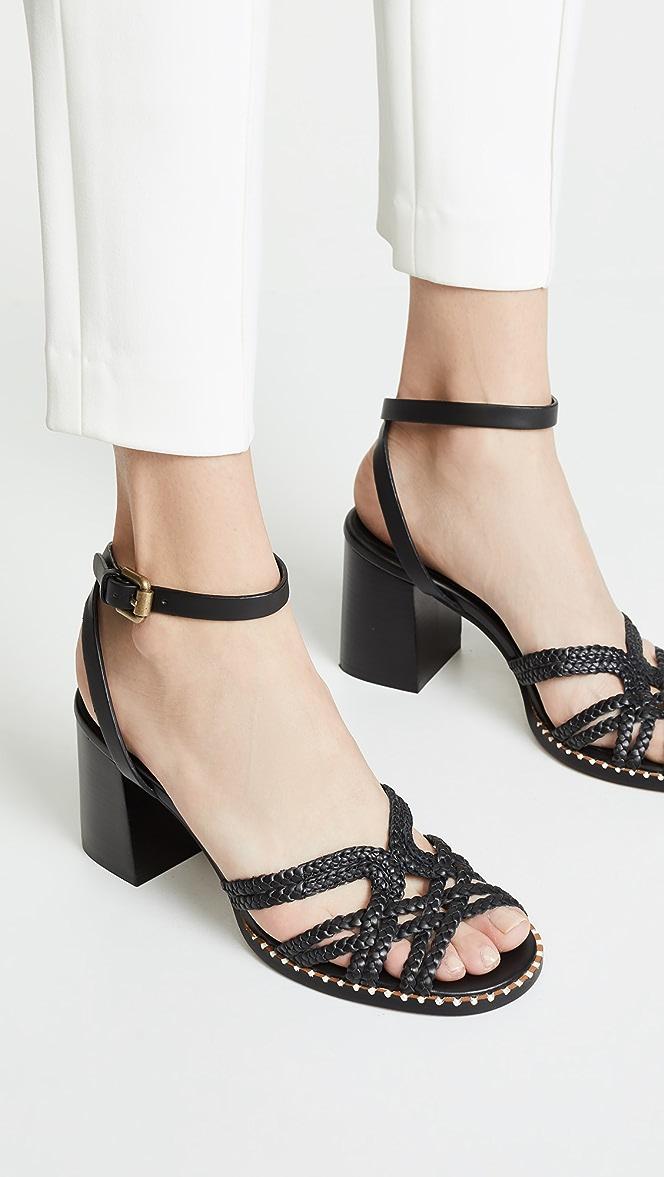 Chloe Katie Braided City Sandals | SHOPBOP