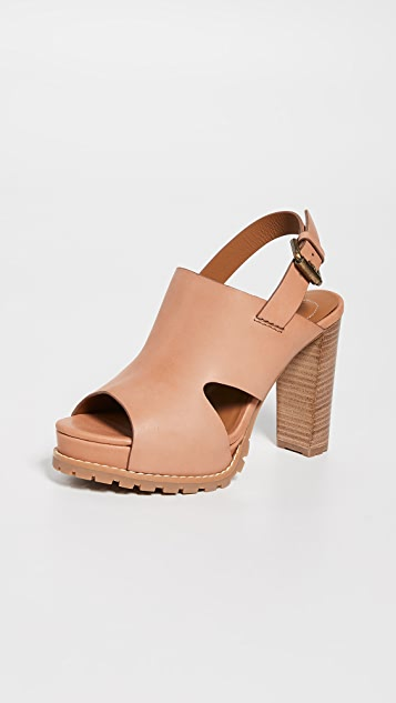 See by Chloé Brooke 厚底凉鞋