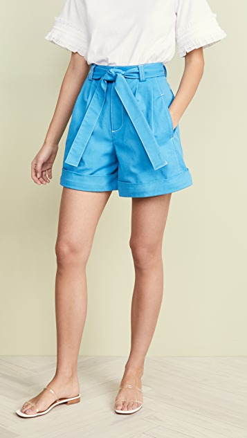 Tie Waist Short by See By Chloe