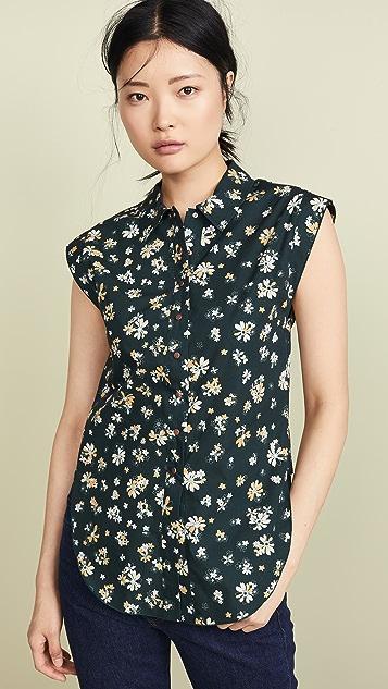 438e79694a Floral Button Down