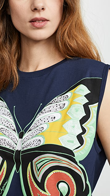 See by Chloe Butterfly Muscle Tee