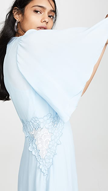 See by Chloe Lace Detail Dress
