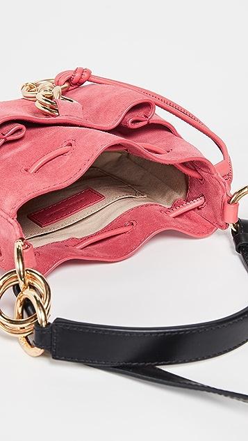 See by Chloe Миниатюрная сумка-ведро