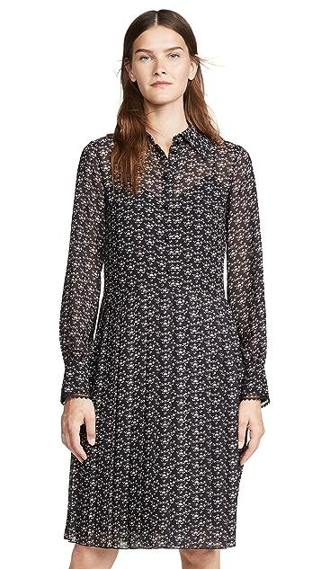 See by Chloe Платье-рубашка с воротником
