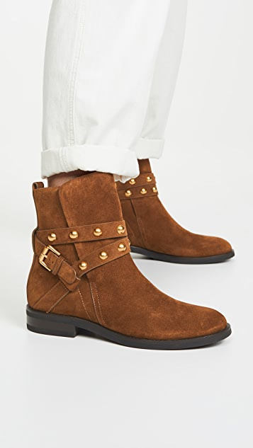See by Chloe Neo Janis Flat Boots