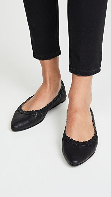 808f4193e See by Chloe Jane Point Ballet Flats | SHOPBOP
