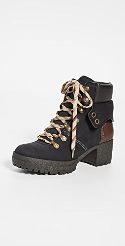 See by Chloe - Eileen Mid Heel 40mm Boots