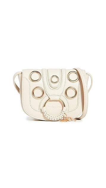 See by Chloe Небольшая седельная сумка Hana