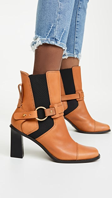 See by Chloe Tall Chelsea Booties