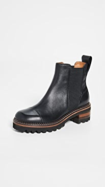 Chelsea Lug Sole Boots