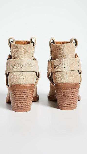 See by Chloe Eddie 短靴
