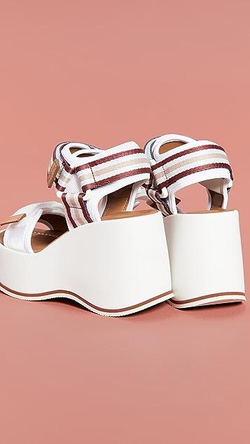 See by Chloe Yumi Platform Sandals