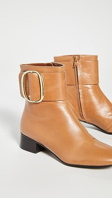 See by Chloe Hopper 短靴