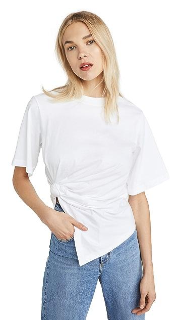 See by Chloé 系结 T 恤