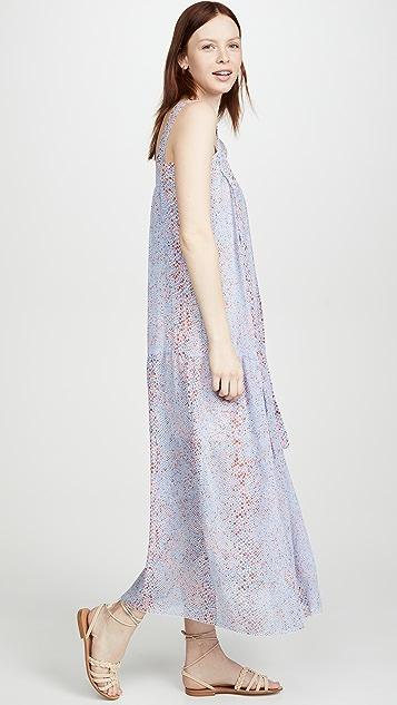See by Chloe Многоуровневое платье