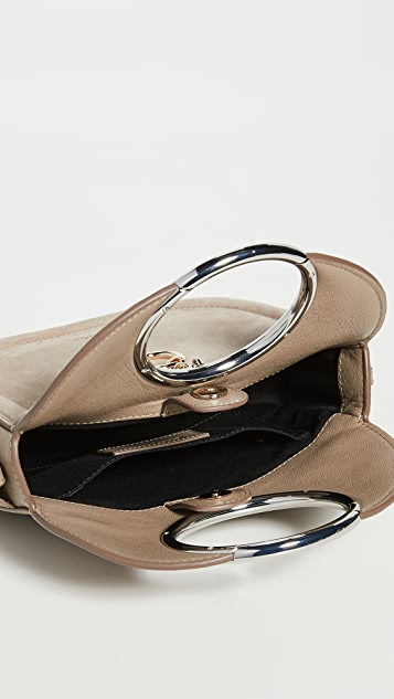 See by Chloe Объемная сумка Mara с короткими ручками