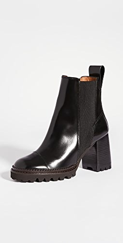 See by Chloe - Chels Mall Lug Sole Boots