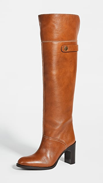 See by Chloe Annia Over The Knee Boots