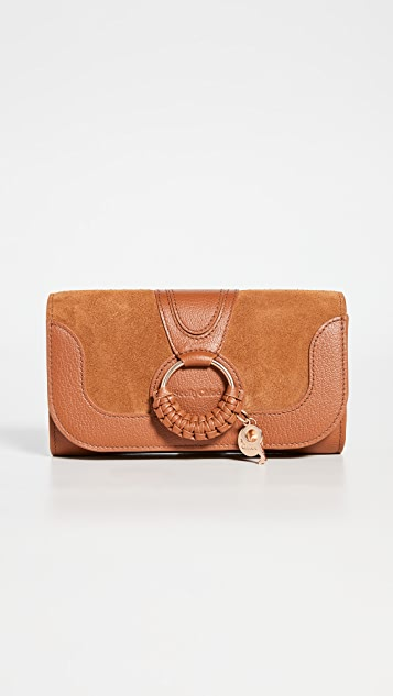 See by Chloe Hana Wallet on a Chain
