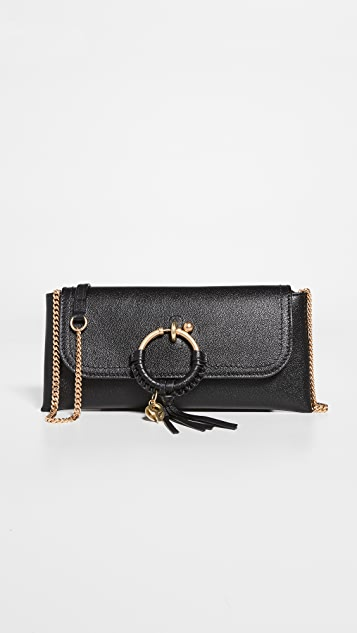 See by Chloe Joan Wallet On A Chain