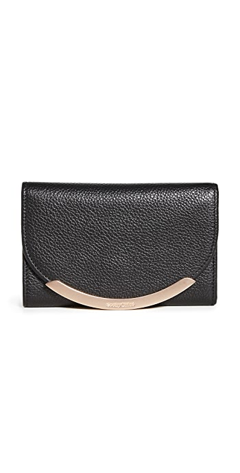 See by Chloe Lizzie Small Wallet - Black