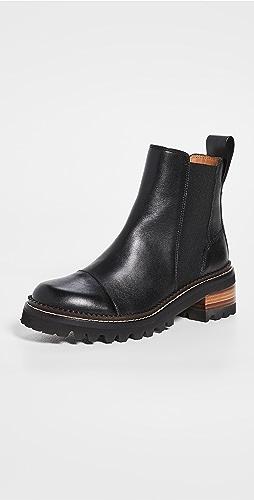 See by Chloe - Mallory 切尔西靴