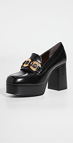 See by Chloe - Jenny Platform Loafer Pumps