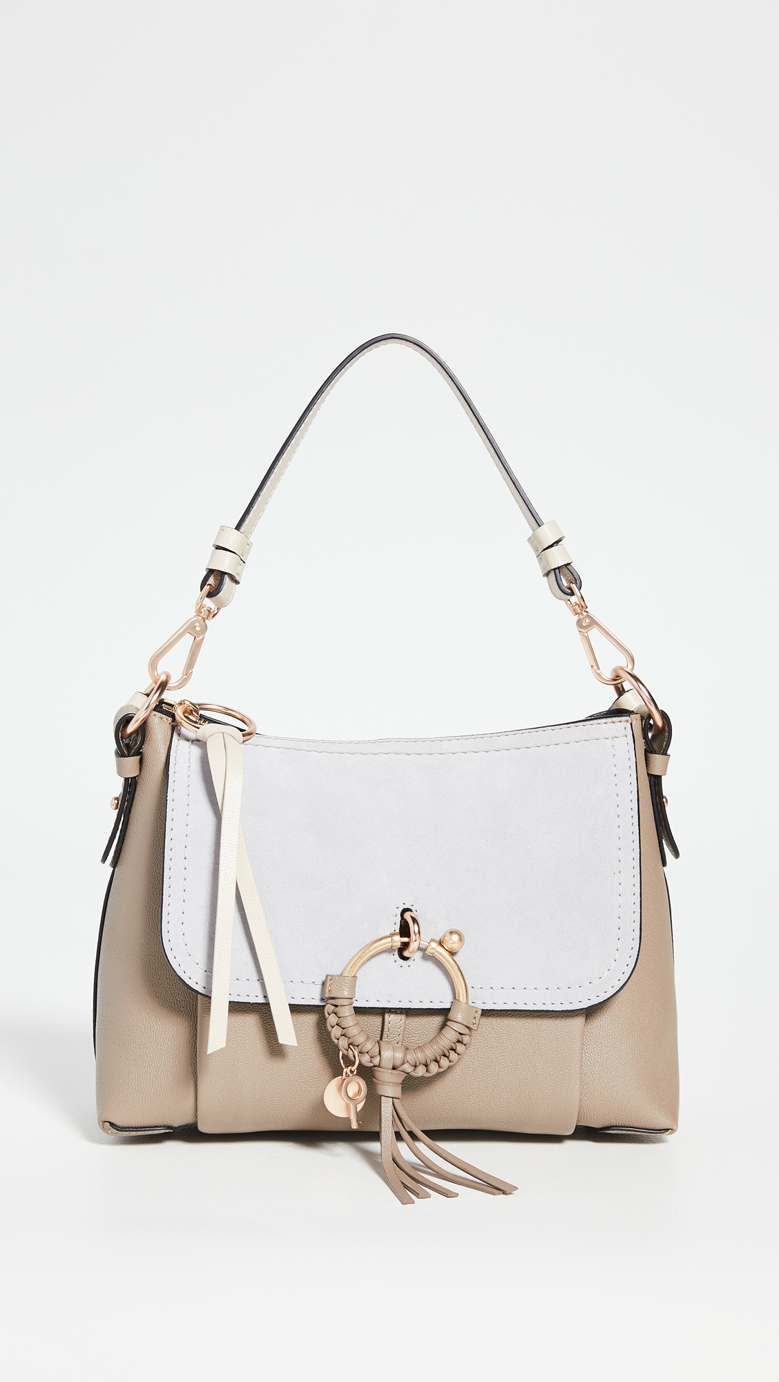 See by Chloe Small Colorblock Joan Bag