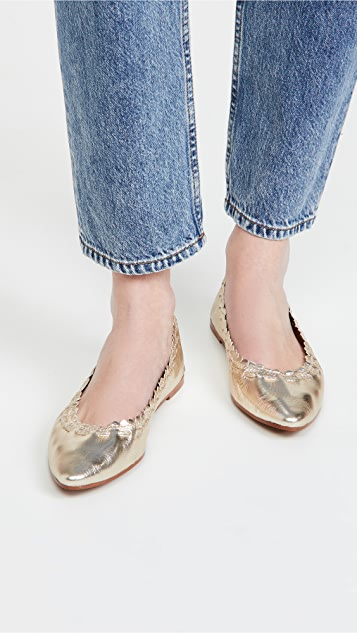 See by Chloe Jane Ballet Flats