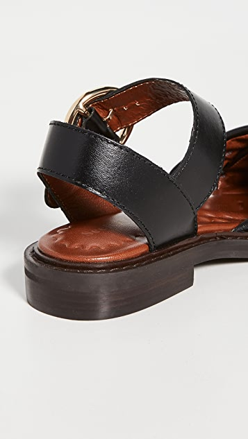 See by Chloe Lyna Sandals