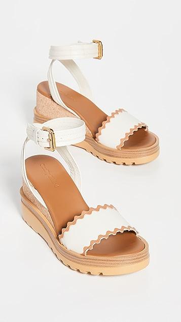 See by Chloe Robin 凉鞋