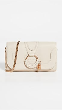 See by Chloe Hannah Chain Wallet