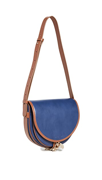 See by Chloe Mara Saddle Bag