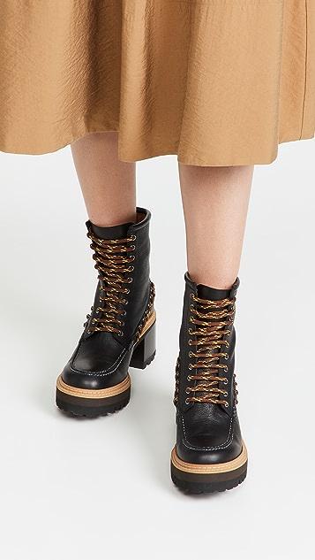 See by Chloe Mahalia 靴子