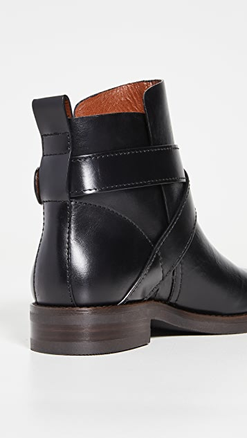 See by Chloe Lyna Boots