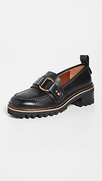 See by Chloe Erine Loafers