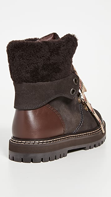 See by Chloe Eileen Ankle Boots