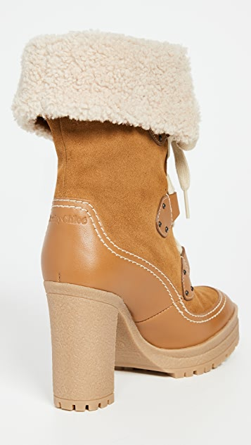 See by Chloe Verena Boots