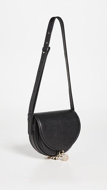 See by Chloe Mara Small Saddle Bag