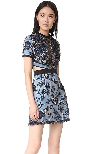 Self Portrait Florence Dress