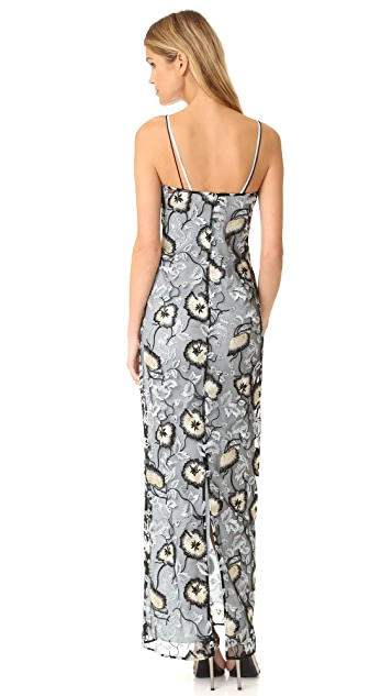 Self Portrait Sophia Slip Dress