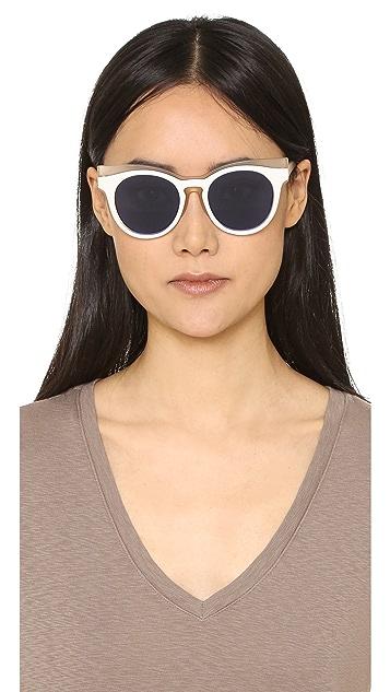 Self Portrait Self Portrait x Le Specs Edition Three Sunglasses