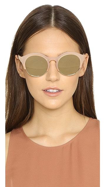 Self Portrait Self Portrait x Le Specs Edition Four Sunglasses