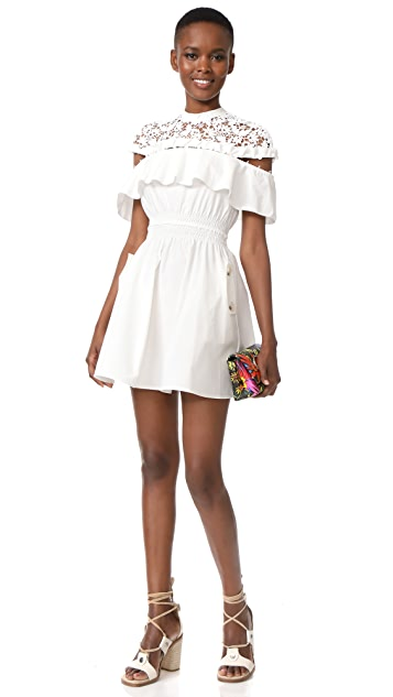 Self Portrait Hudson Mini Dress