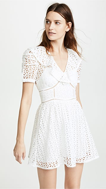 Self Portrait Mini Dress