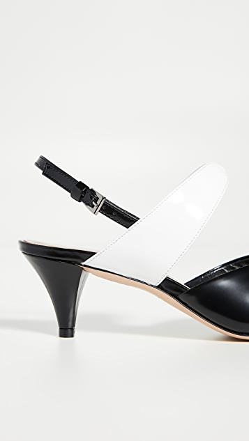 Self Portrait Alice Slingback Pumps
