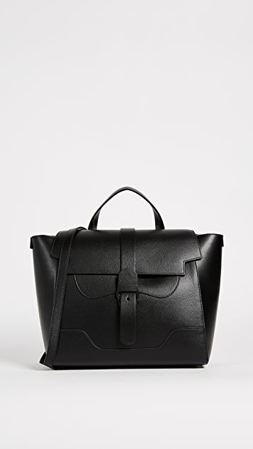 Senreve The Maestra Bag - Jet Black